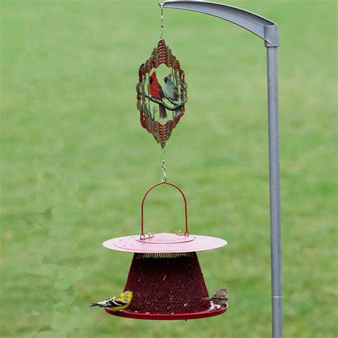 amazon com perky pet cardinal wild bird feeder and