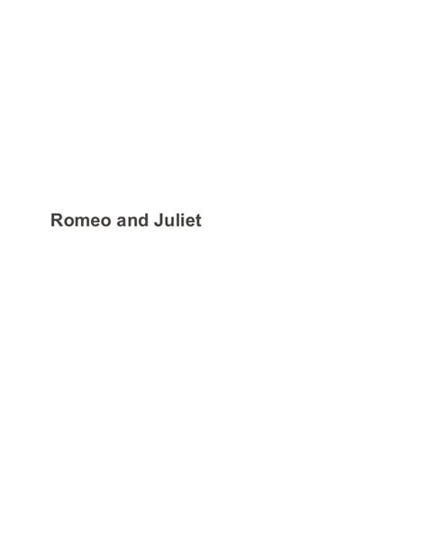 themes in romeo and juliet enotes romeo juliet sle essay sludgeport297 web fc2 com