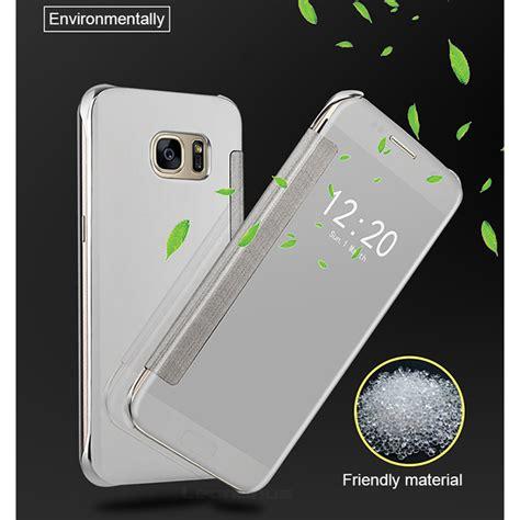 Murah Flip Cover S View Samsung Galaxy A8 A800 2015 Auto Lock Fli clear view flip cover for samsung galaxy a8 2018 black jakartanotebook