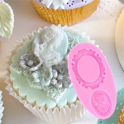 Tools For Decorating Cakes by Mirror Fondant Cake Decorating Tools Frame Cupcake Wedding