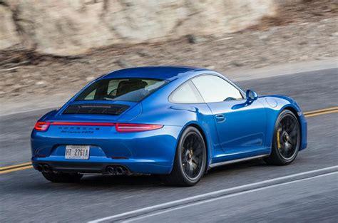 Porsche Gts 4 by 2014 Porsche 911 4 Gts Pdk Review