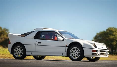 ford group ford rs200