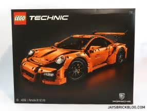 Porsche Lego Technic Unboxing The Lego Technic 42056 Porsche 911 Gt3 Rs