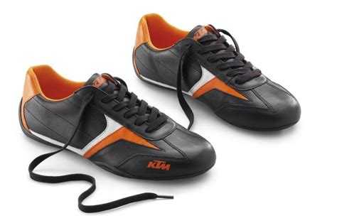 Ktm Sneakers Boyd Motorcycles Shoes Ktm Paddock Black Orange