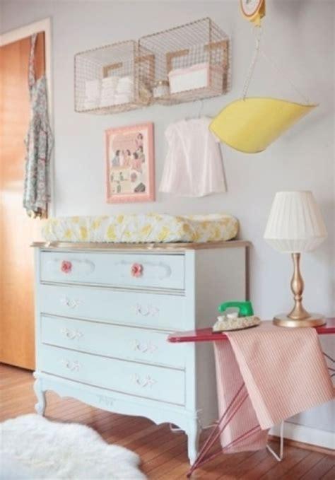 chambre de bébé vintage une chambre vintage pour b 233 b 233
