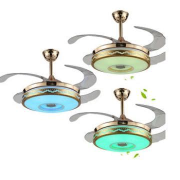 Ceiling Fan With Bluetooth Speaker - buy smart phone wirelss ceiling fan with bluetooth