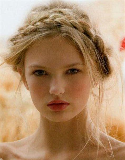 coiffure de style coiffure style romantique 27 coiffures romantiques pas