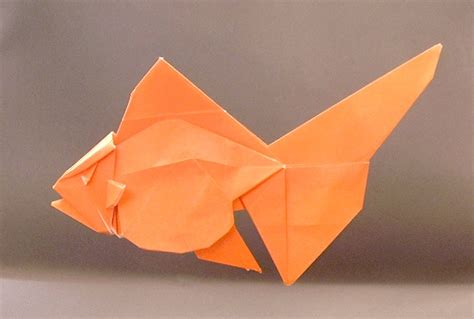 origami goldfish by ronald koh book review gilad s