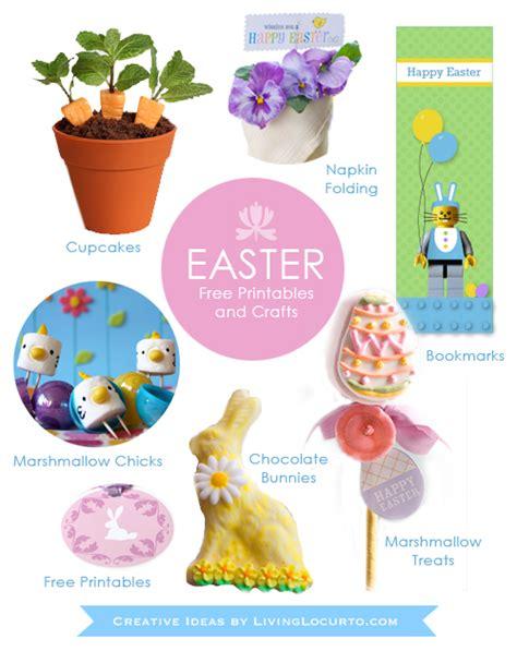 printable easter recipes 25 diy easter crafts spring desserts free printables