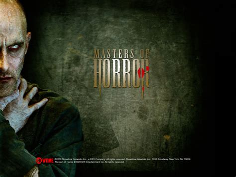 And Of Horror by Masters Of Horror Masters Of Horror Wallpaper 10397849