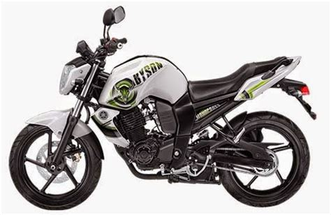 Striping Motor Yamaha Byson Monocross harga dan spesifikasi yamaha byson karburator
