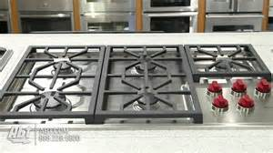 Viking Cooktop 36 Wolf Professional 36 Inch Gas Cooktop Cg365p Overview