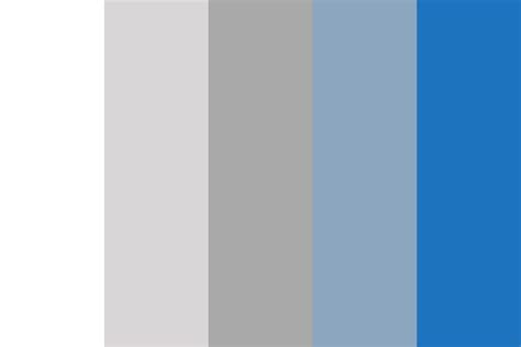 blue and grey color scheme blog blue grey color palette