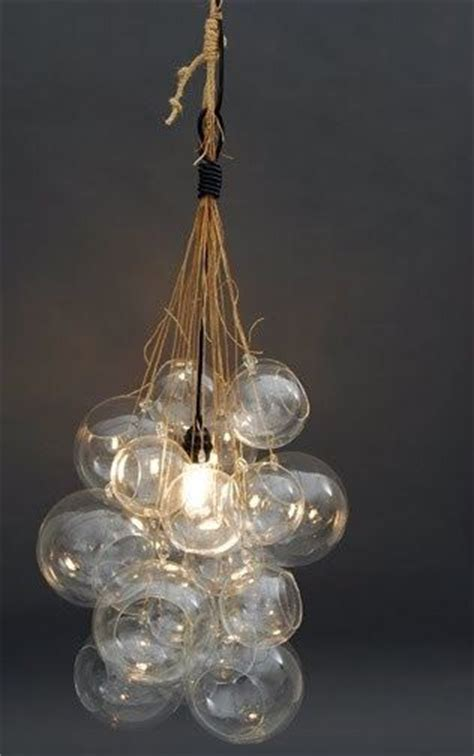 Hanging Bubble Light Fixture By Industrialupcycled On Etsy Bubbles Light Fixture