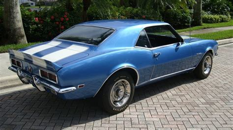 1968 Chevrolet Camaro Z28 Rs Coupe 302 295 Hp 4 Speed Mecum   1968 chevrolet camaro z28 rs coupe 302 295 hp 4 speed