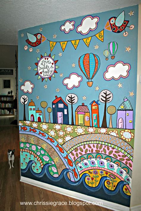 Child Bedroom Wall Decorations Best 25 Kids Murals Ideas That You Will Like On Pinterest