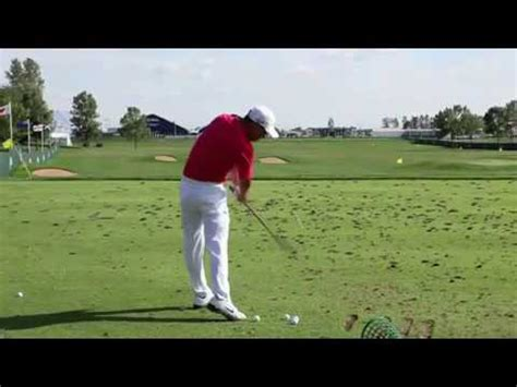 anthony kim swing grace park driver shot doovi