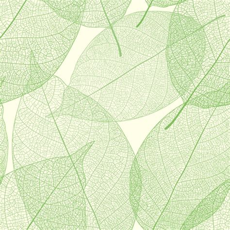 leaf pattern photoshop elegant green leaves background vector graphics my free