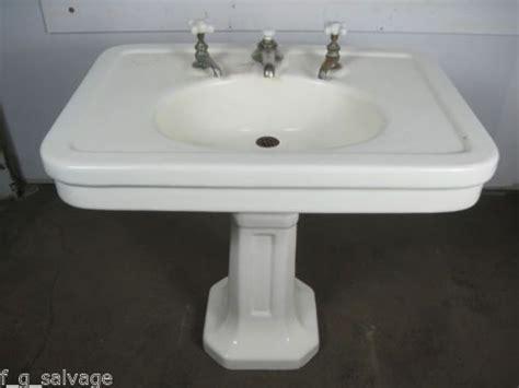 vintage antique pedestal sink nest learning thermostat 3rd generation t3007es new