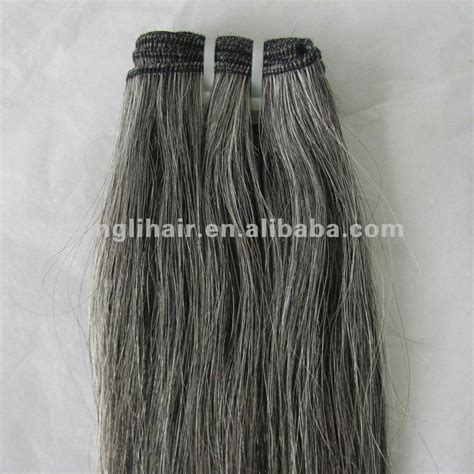 grey human hair extensions 2014 100 human hair extensions gray remy hair weave view