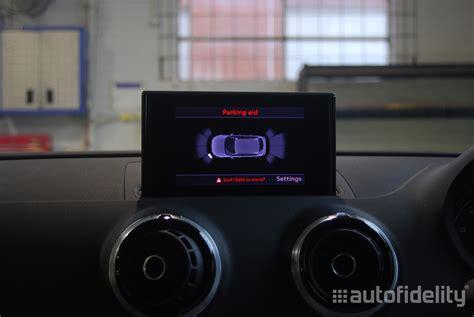 Audi Parking System by Audi Parking System Plus Front Park Distance Control