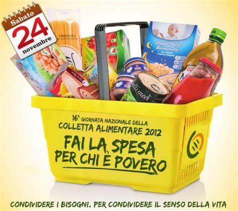 presidente banco alimentare la raccolta di cibo banco alimentare un lettore