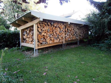 fein brennholz lagern ideen wohnzimmer garten bilder das brennholz lagern brennholz lagern tipps und tricks