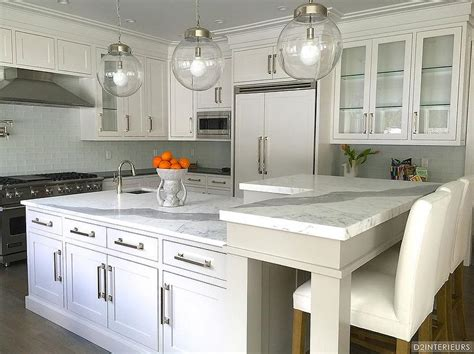 L Shaped Kitchen Island With Sink L Shaped Breakfast Bar Transitional Kitchen