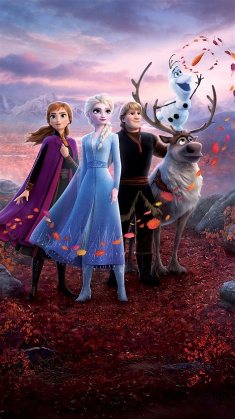 frozen  queen elsa anna olaf kristoff  wallpapers hd