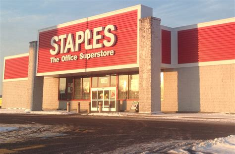 staples store in cranberry will soon