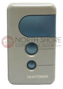 sears craftsman garage door opener remote 3