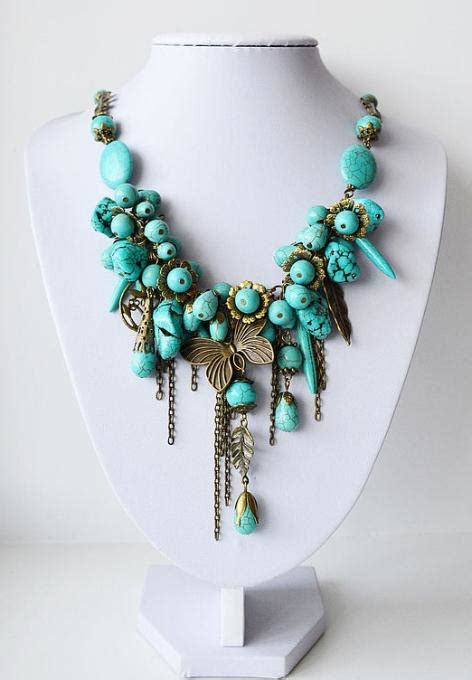 bead necklace designs inspiration 6 gorgeous necklace diys where to buy