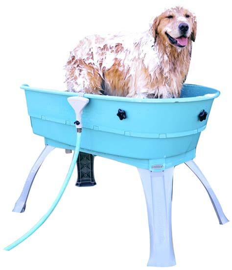 pet bathtub dog wash rental for topsail island nc vacationers