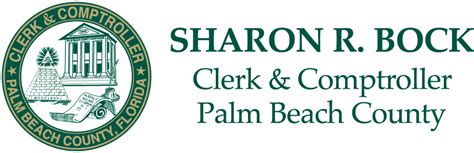 Palm Clerk Of Court Official Records The Investment Council Of The Palm Beaches