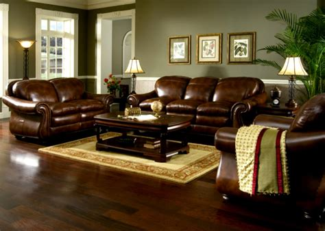 brown and black living room green leather living room set modern house