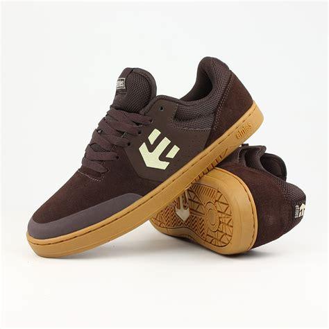 etnies shoes etnies shoes marana brown brown gum ebay