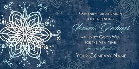 happy  year wishes clients corporate christmas cards