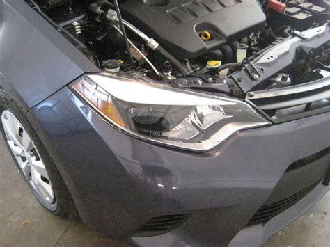 Toyota Corolla Headlight Bulb 1000 Ideas About Headlight Bulb Replacement On