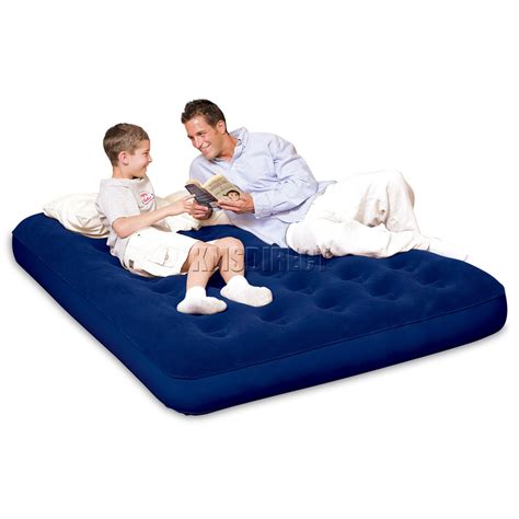 comfort quest air mattress new bestway comfort quest inflatable double size flocked
