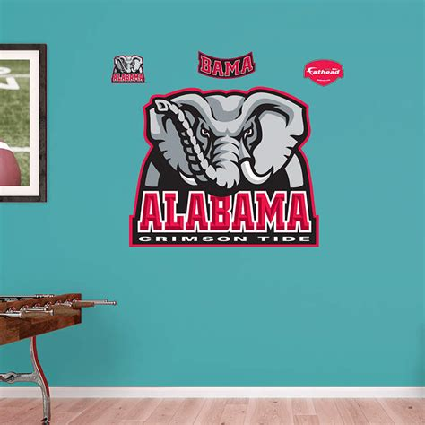 Alabama Crimson Tide Home Decor Alabama Crimson Tide Logo