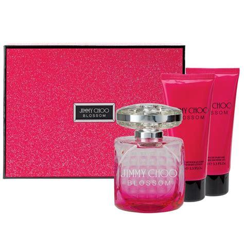 Jimmy Choo Blossom For Edp 100ml buy jimmy choo blossom eau de parfum spray 100ml 3 set at chemist warehouse 174