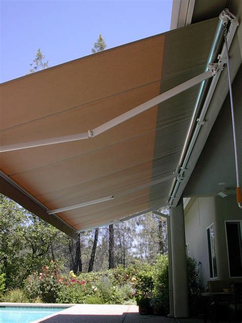 Window Sun Awnings Custom Retractable Awnings And Shade Covers