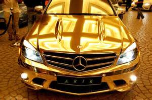 Gold Mercedes Price Gold Plated Mercedes In Uae