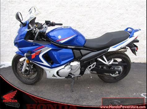Suzuki 650 Gsx 2008 Suzuki Gsx6 Gsx 650 F For Sale On 2040motos