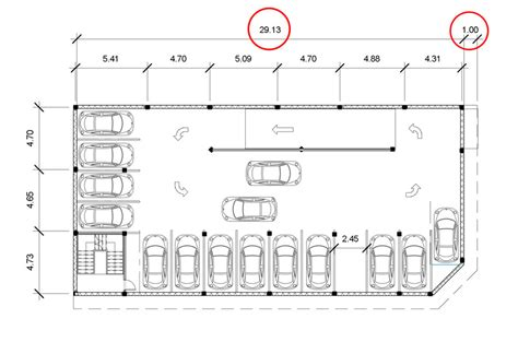 parking lot floor plan basment parking floor plan design freelancer