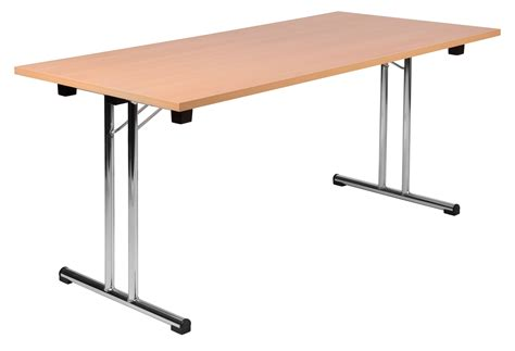 Folding Meeting Tables Robust Folding Meeting Tables With 25mm Top