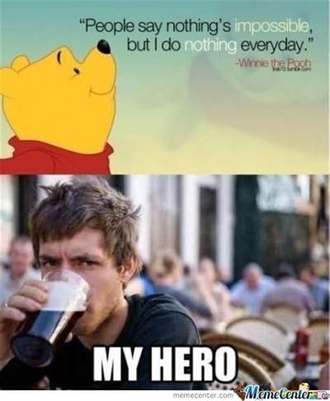 College Senior Meme - senioritis winnie the pooh and senior quotes on pinterest