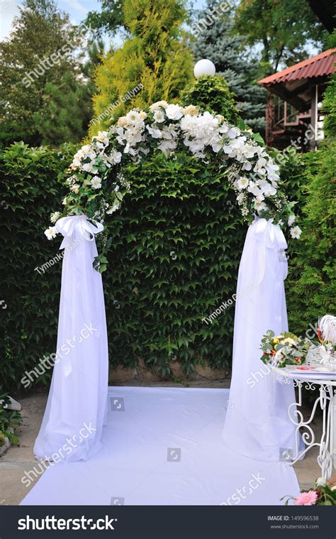Wedding Arch White by White Wedding Arch Www Imgkid The Image Kid Has It
