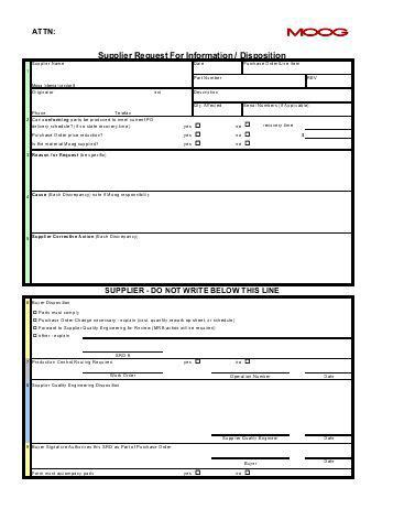 corrective report template doc corrective report templates free