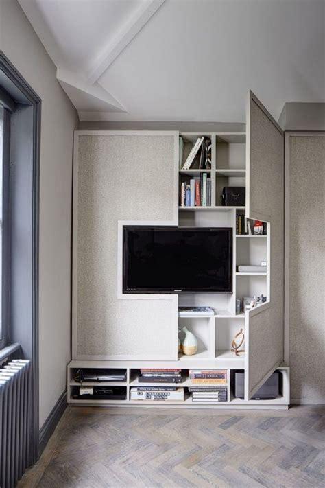 hidden storage ideas  small spaces  brit